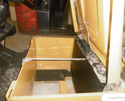 carretilla elevadora Cartepillar de ocasión